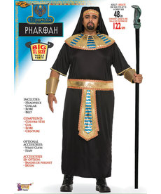 Adult Plus Size Pharaoh Costume