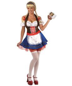 Adult Fraulein Costume