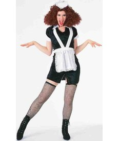 Women's Magenta Costume