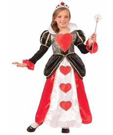 Kids' Sweetheart Queen Costume
