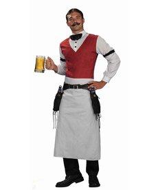 Adult Bartender Costume
