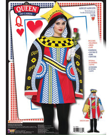 Queen of Hearts - Standard Adult Size