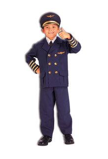 Airline Pilot Costume