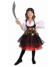 Kids' Lil Pirate's Treasure Costume