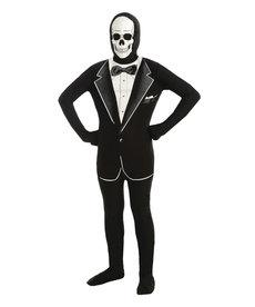 Skull Tuxedo: Child Size