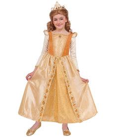 Kids' Regal Shimmer Princess Costume
