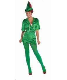 Women's Peter Pan Costume
