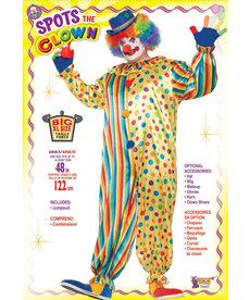 Spots the Clown