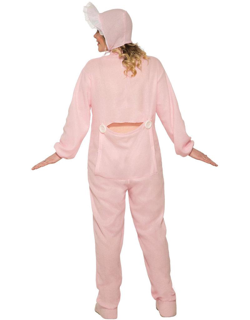 Pink Adult Jammies