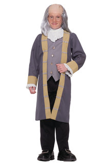 Kids' Ben Franklin Costume