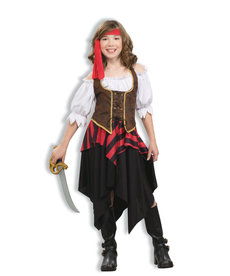Kids' Buccaneer Sweetie Costume