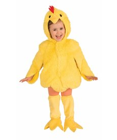Child's Plush Chicken Costume