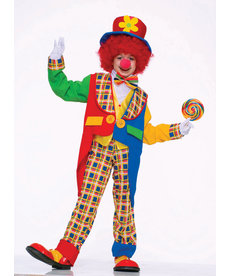 Child Clown on the Town Costume