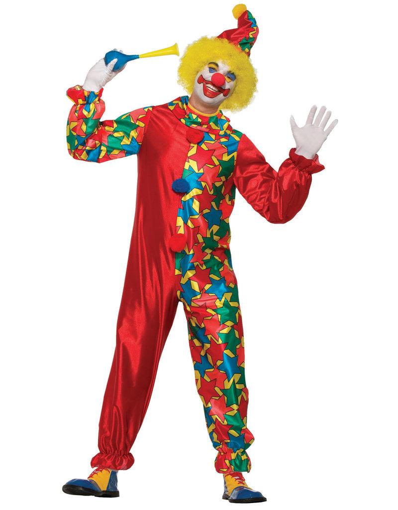 Classic Clown Costume