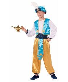 Kid's Arabian Prince Costume for Boys
