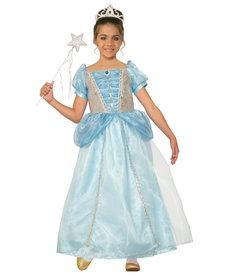 Kids' Princess Holly Frost Costume