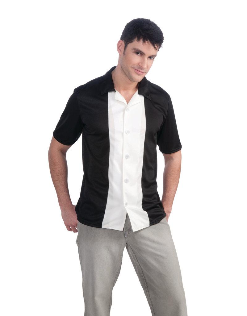 Men's Bowling Shirt