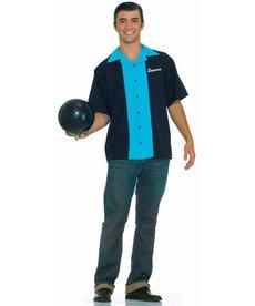 Adult King Pin Bowling Shirt