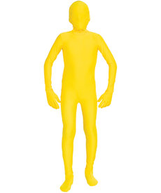 Kid's I'm Invisible: Yellow Bodysuit