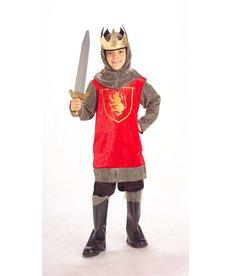 Kids' Crusader King Costume