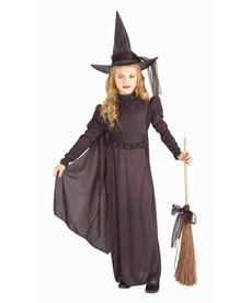 Kids' Classic Witch Costume
