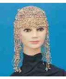 Cleopatra Headpiece