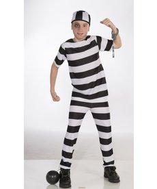 Kids' Convict Costume