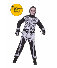 Boys' Skeleton Costume