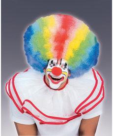 Adult Jumbo Rainbow Afro Wig