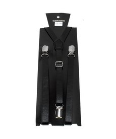 Suspenders: Leather