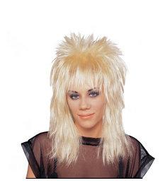 Long Unisex Rocker Wig