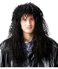 80's Headbanger Wig