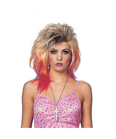 80's Glam Wig