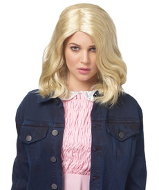 Blonde Strange Girl Wig