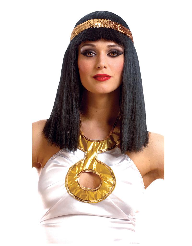 Cleopatra Wig w/ Headband