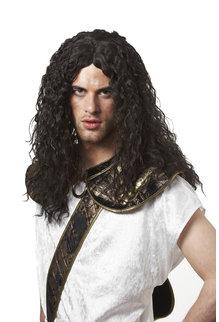 Black Barbarian Wig