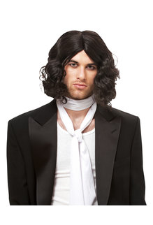 Bad Boy Wig: Black