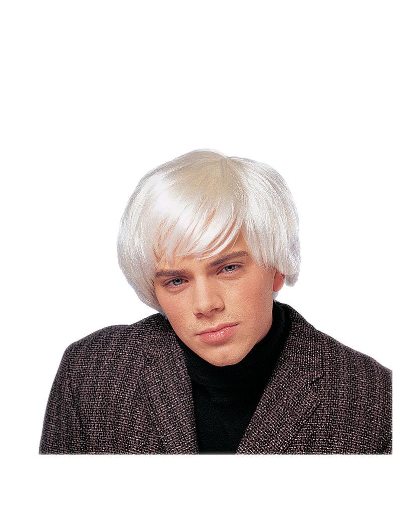 Artist Wig: Platinum