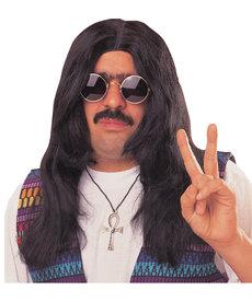 Deluxe Unisex Hippie Wig