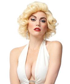 Deluxe Blonde Bombshell Wig