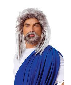 King of the Sea: Wig & Beard