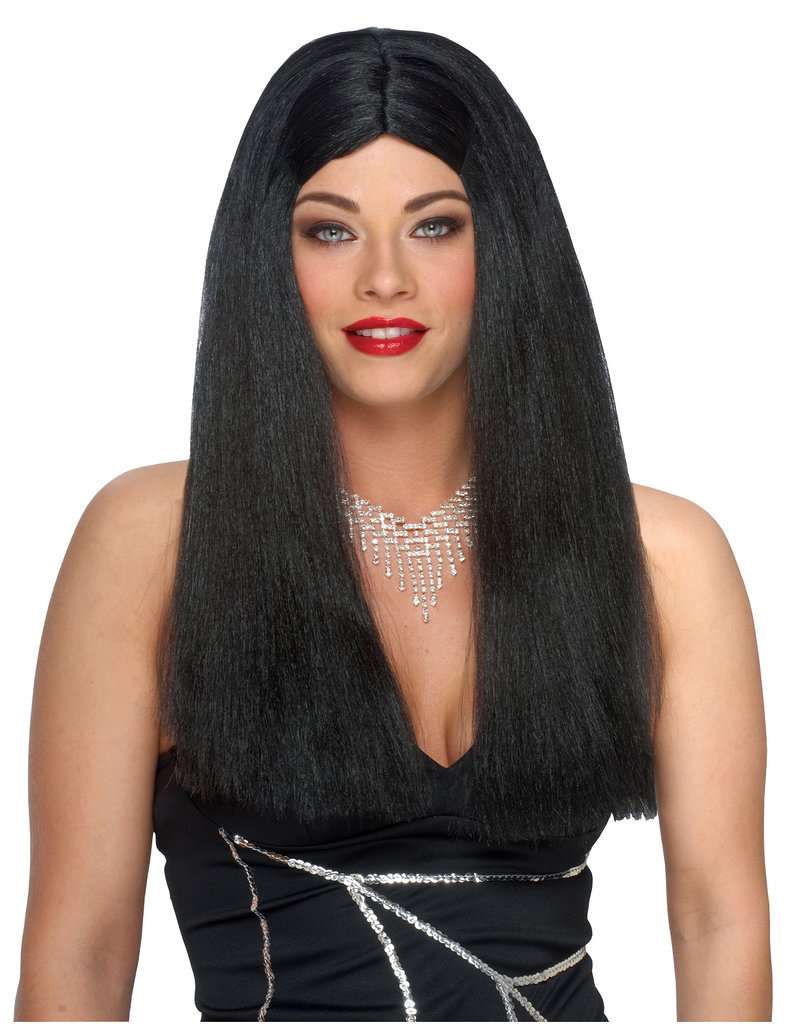 """20"""" Long Parted Wig"""