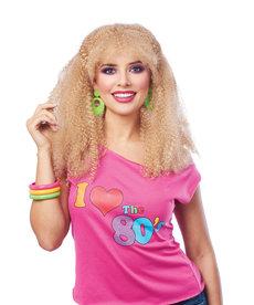 80's Crimped Wig