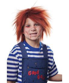 Child's Evil Doll Wig