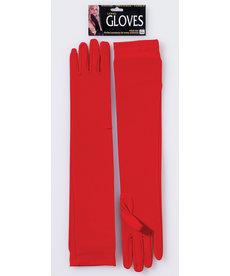 Long Nylon Gloves