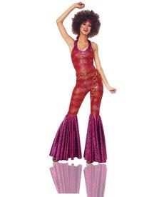 Women's 70's Foxy Lady Costume