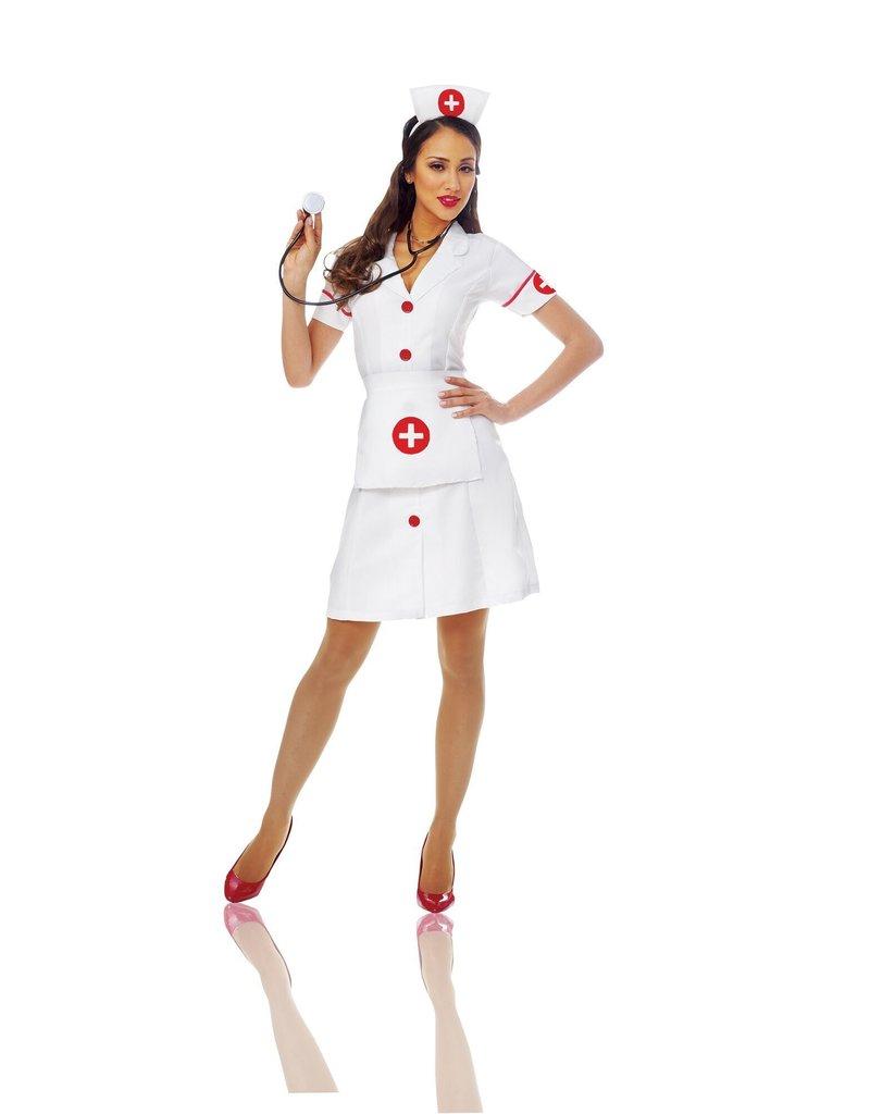 Classic Nurse: Adult Size