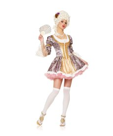 Women's French Queen Costume