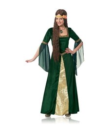 Women' Renaissance Lady Costume