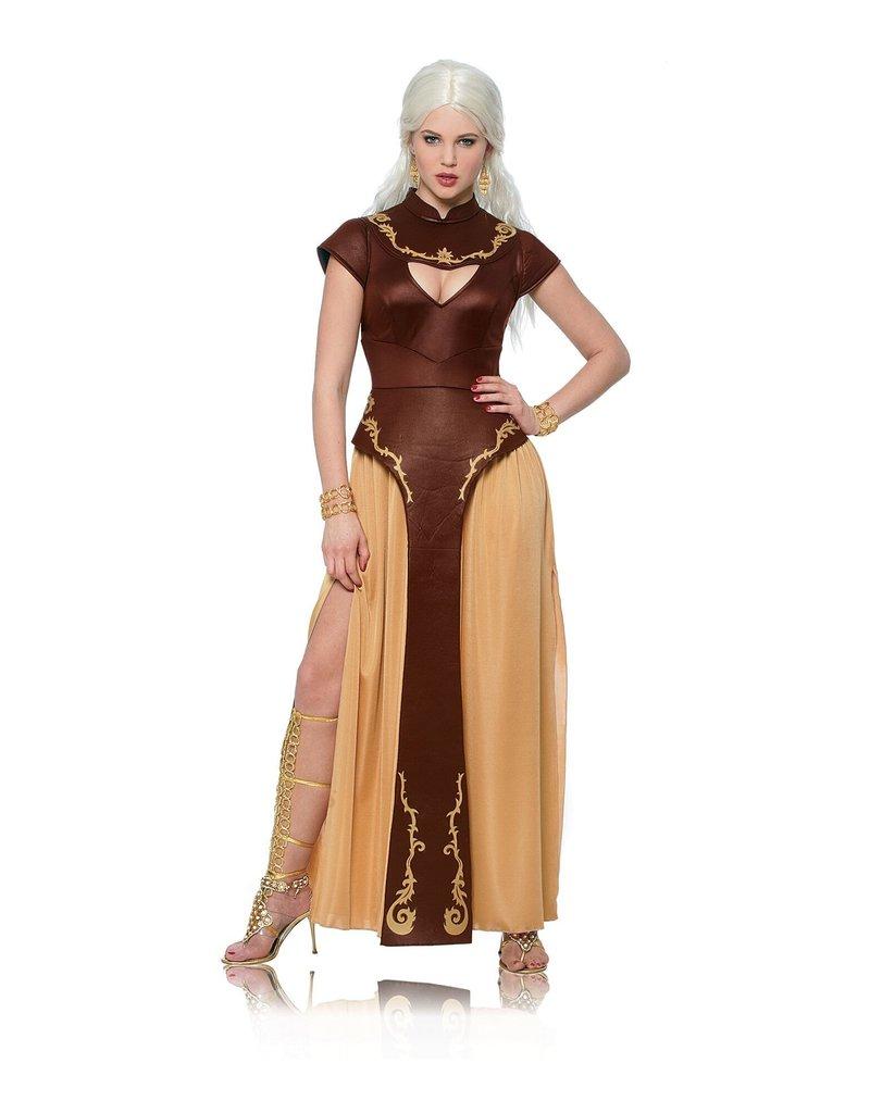 Women's Barbarian Warrior Costume